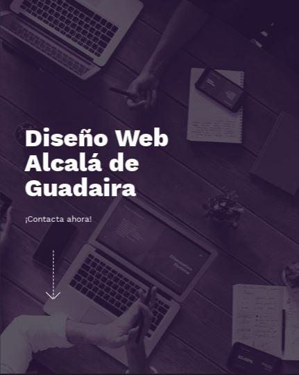 Diseño web alcala de guadaira